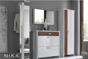 Глянцевая прихожая Мелисса - Мебельная фабрика «NIKA premium»