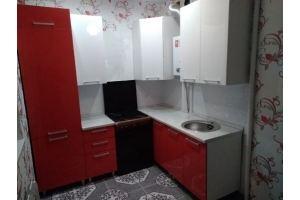 Глянцевая угловая кухня - Мебельная фабрика «Смоленскмебель»