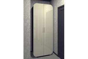 Глянцевый шкаф АйМеб - Мебельная фабрика «Комфорт»