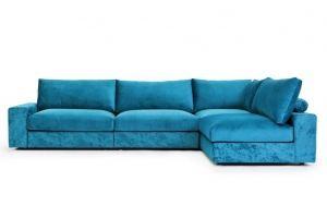 Угловой модульный диван в скандинавском стиле Таити - Мебельная фабрика «Джениуспарк»