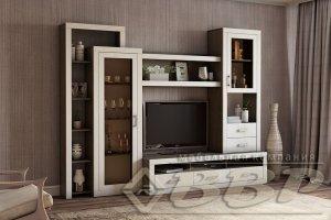 Горка для гостиной МДФ Джелани 1 - Мебельная фабрика «ВВР»