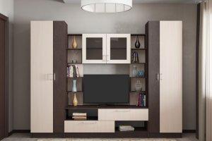 Горка в гостиную Г 6 - Мебельная фабрика «Ваша мебель»
