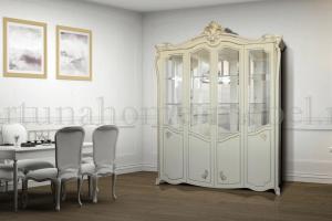 Горка в гостиную Lorena Gorka - Мебельная фабрика «Fortuna Home»