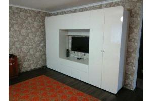 Гостина белая рамкой глянец - Мебельная фабрика «Вся Мебель»