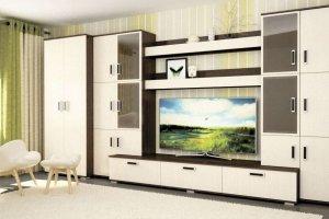 Гостиная 04 - Мебельная фабрика «ИЛ МЕБЕЛЬ»