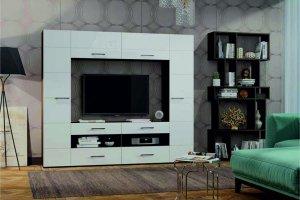 Гостиная рамкой 10 - Мебельная фабрика «Фаворит»