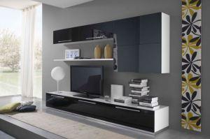 Гостиная 9 черный глянец - Мебельная фабрика «SaEn»