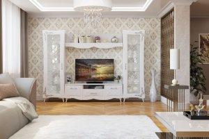 Гостиная Аделина - Мебельная фабрика «АСМ-модуль»