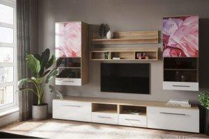 Гостиная Афина-2 с фотопечатью - Мебельная фабрика «Северин»