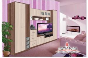 Гостиная Афина - Мебельная фабрика «Олимп»