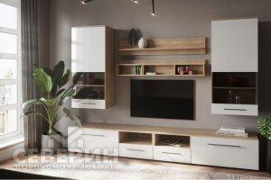 Гостиная Афина - Мебельная фабрика «Северин»
