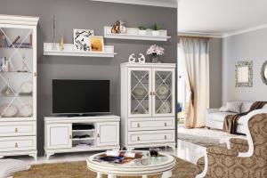 Гостиная классическая Агата - Мебельная фабрика «Заречье»