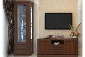 Темная гостиная Александра - Мебельная фабрика «Сомово-мебель»