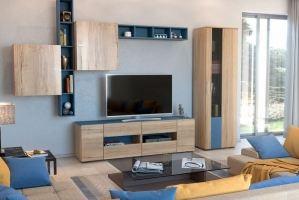 Гостиная Альфа 8 - Мебельная фабрика «Ангстрем (Хитлайн)»