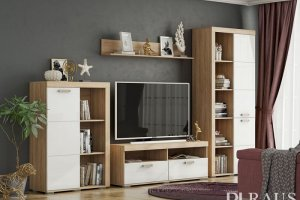 Гостиная Аллегра 1 - Мебельная фабрика «РАУС»