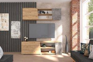 Гостиная Аллегро 10 набор 2 - Мебельная фабрика «ДИАЛ»