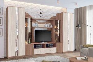 Гостиная Аллегро 5 - Мебельная фабрика «ДИАЛ»