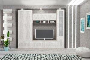 Гостиная Аллегро  9 Лофт - Мебельная фабрика «ДИАЛ»