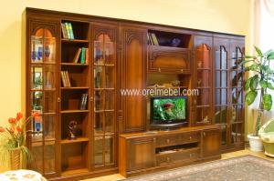 гостиная Альянс - Мебельная фабрика «Орёлмебель»