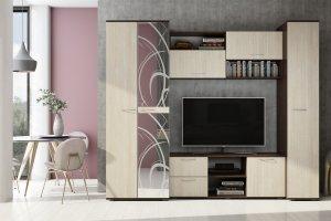 Гостиная Альянс - Мебельная фабрика «СОНиК»