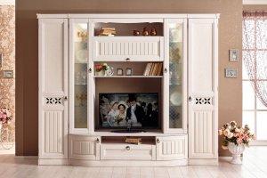 Гостиная Амели New - Мебельная фабрика «Любимый дом (Алмаз)»