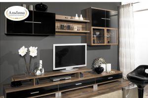Гостиная Анегри - Мебельная фабрика «Альбина»