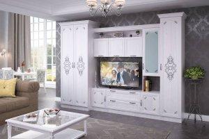 Гостиная классическая Анкона - Мебельная фабрика «Столлайн»
