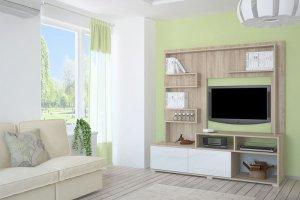 Гостиная Аризона Глосс 1 - Мебельная фабрика «Центр мебели Интерлиния»