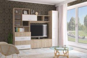 Гостиная Аризона Глосс 10 - Мебельная фабрика «Центр мебели Интерлиния»