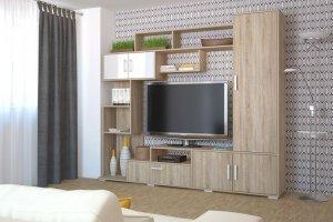Гостиная Аризона Глосс 3 - Мебельная фабрика «Центр мебели Интерлиния»
