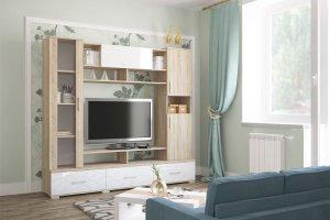 Гостиная Аризона Глосс 6 - Мебельная фабрика «Центр мебели Интерлиния»