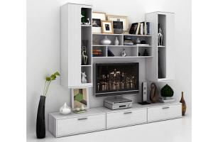 Современная гостиная Арто-700 - Мебельная фабрика «Мастер»