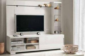 Компактная тв-тумба для гостиной ASTI - Импортёр мебели «KLER»
