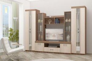 Гостиная Атлантида 1 - Мебельная фабрика «Мебель Тек»