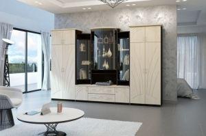 Гостиная Атлантида МДФ - Мебельная фабрика «Террикон»