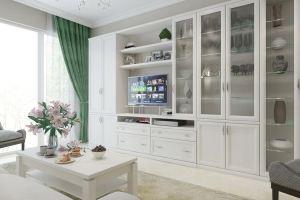 Гостиная Белладжио - Мебельная фабрика «Лазурит»