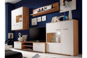 Гостиная Брита - Мебельная фабрика «Фиеста-мебель»