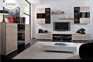 Гостиная Бруно - Мебельная фабрика «Альбина»