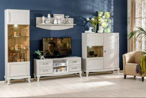 Гостиная Бьянка - Мебельная фабрика «Любимый дом (Алмаз)»