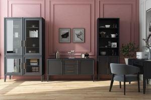 Гостиная Чарли - Мебельная фабрика «Вилейская мебельная фабрика»