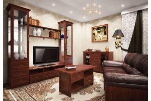 Гостиная Данте - Мебельная фабрика «Речицадрев»