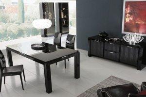 Гостиная Diamond (black) - Импортёр мебели «Мебель-Кит»