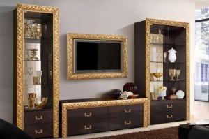 Гостиная дизайн Тиффани премиум - Мебельная фабрика «Ярцево»