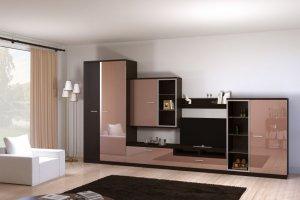 Гостиная ДОМИНО-1 - Мебельная фабрика «Континент-мебель»
