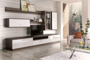 Гостиная Домино-4 - Мебельная фабрика «Континент»
