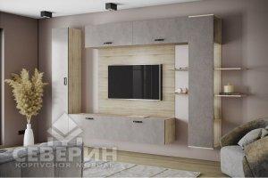 Гостиная Дороти - Мебельная фабрика «Северин»