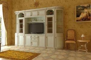 Гостиная Екатерина Премиум - Мебельная фабрика «Сомово-мебель»