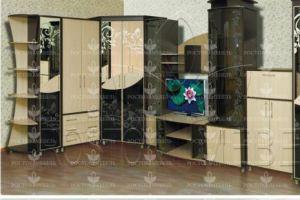 Гостиная Елена-2 - Мебельная фабрика «Росток-мебель»