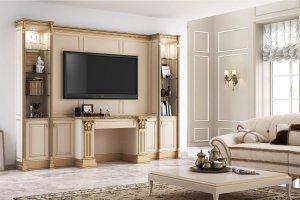 Гостиная Elisaveta элит - Мебельная фабрика «Giulia Novars»