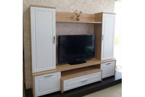 Гостиная Европа в светлом варианте - Мебельная фабрика «Элика мебель»